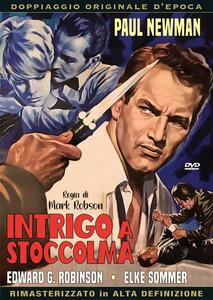 Film Intrigo a Stoccolma (DVD) Marc Robson