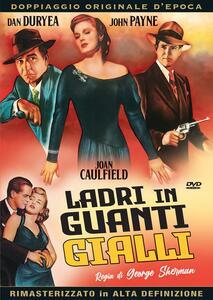 Film Ladri in guanti gialli (DVD) George Sherman