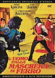 Film L' uomo dalla maschera di ferro (DVD) Henri Decoin