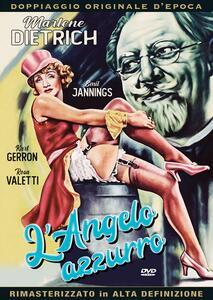 Film L' angelo azzurro (DVD) Joseph von Sternberg