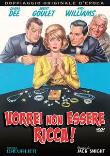 Film Vorrei non essere ricca (DVD) Jack Smight