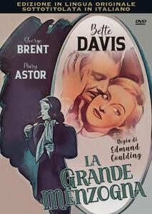 Film La grande menzogna (DVD) Edmund Goulding