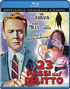 Film 23 passi dal delitto (Blu-ray) Henry Hataway