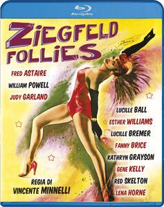 Film Ziegfield Follies (Blu-ray) Lemuel Ayers Roy Del Ruth