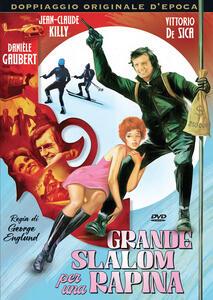 Film Grande slalom per una rapina (DVD) George Englund