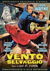 Film Vento selvaggio (DVD) Cecil De Mille
