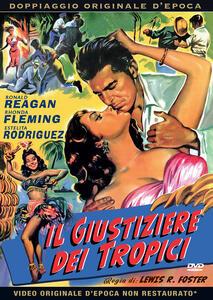 Film Il giustiziere dei tropici (DVD) Lewis R. Foster