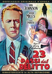 Film 23 passi dal delitto (DVD) Henry Hataway