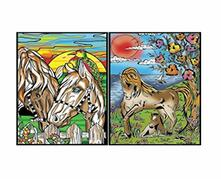Colorvelvet Ct09 Cartellina Cavalli