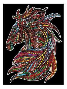 Colorvelvet L099 Disegno 47X35 Cm Cavallo