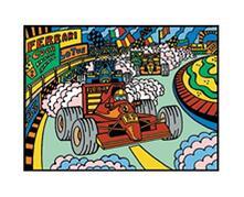 Colorvelvet M001 Disegno 37X28 Cm Formula Uno