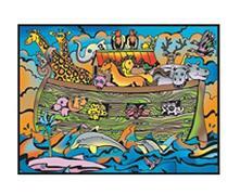 Colorvelvet M094 Disegno 37X28 Cm Arca di Noè