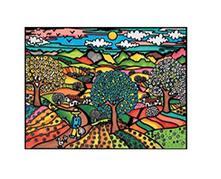 Colorvelvet L003 Disegno 47X35 Cm Primavera