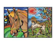 Colorvelvet C01 Raccoglitore ad Anelli Cavalli