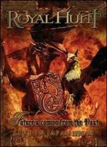 Royal Hunt. Future Coming From The Past (2 DVD) - DVD