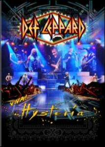 Def Leppard. Viva! Hysteria. Live at The Joint, Las Vegas - DVD