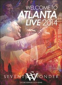 Seventh Wonder. Welcome To Atlanta Live 2014 (2 DVD) - DVD