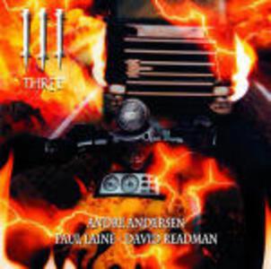 III - CD Audio di Andre Andersen,Paul Laine,David Readman