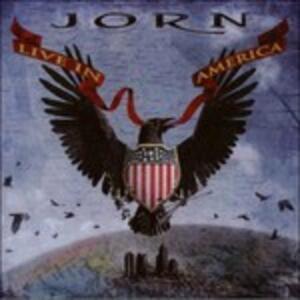 Live in America - CD Audio di Jorn