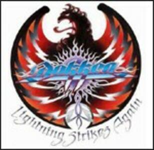 Lightning Strikes Again - CD Audio di Dokken