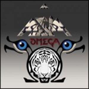 Omega - CD Audio di Asia