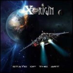 State of the Art - CD Audio di Xorigin