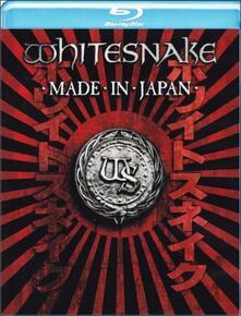 Whitesnake. Made In Japan - Blu-ray