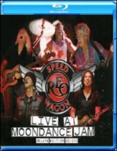 REO Speedwagon. Live at Moondance Jam - Blu-ray