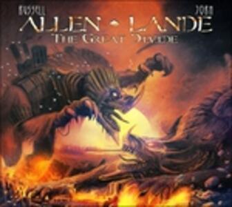 The Great Divide - CD Audio di Russell Allen,Jorn Lande