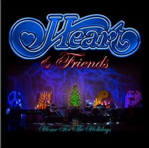 Heart. Heart & Friends. Home For The Holidays - Blu-ray