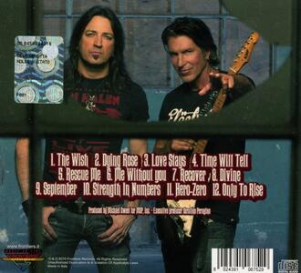 Only to Rise - CD Audio di George Lynch,Michael Sweet - 2