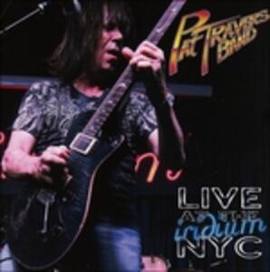 Live at the Irydium - CD Audio di Pat Travers (Band)
