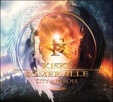 City of Heroes (Limited Edition) - Vinile LP di Michael Kiske,Amanda Somerville