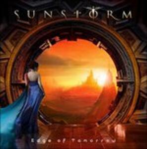 Edge of Tomorrow - CD Audio di Sunstorm