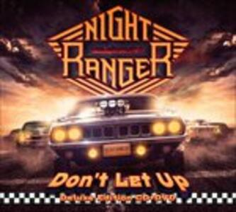 Don't Let Up - CD Audio + DVD di Night Ranger