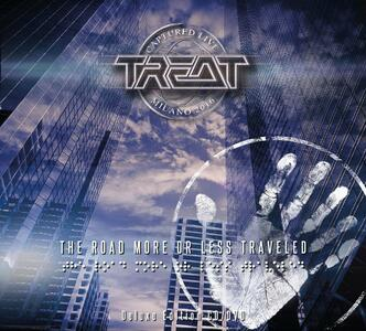 The Road More or Less Traveled - CD Audio di Treat