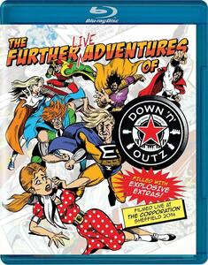 The Further Live Adventures of (Blu-ray) - Blu-ray