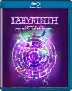 Return to Live (Blu-ray) - Blu-ray