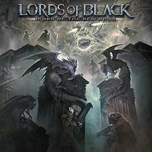 Icons of the New Days - Vinile LP di Lords of Black