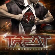 Tunguska - Vinile LP di Treat