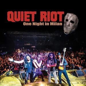 One Night in Milan - CD Audio + DVD di Quiet Riot