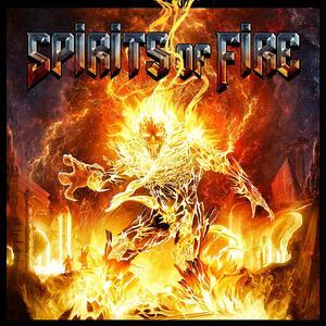 Spirits of Fire - CD Audio di Spirits of Fire