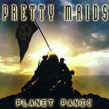Planet Panic - Vinile LP di Pretty Maids