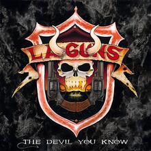 The Devil You Know - Vinile LP di L.A. Guns