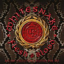 Flesh & Blood - CD Audio + DVD di Whitesnake