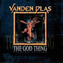 The God Thing (Limited Red Coloured Vinyl Edition) - Vinile LP di Vanden Plas