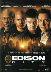 Edison City di David J. Burke - DVD