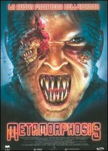 Metamorphosis di Tim Cox - DVD