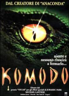 Komodo di Michael Lantieri - DVD