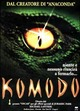 Cover Dvd DVD Komodo